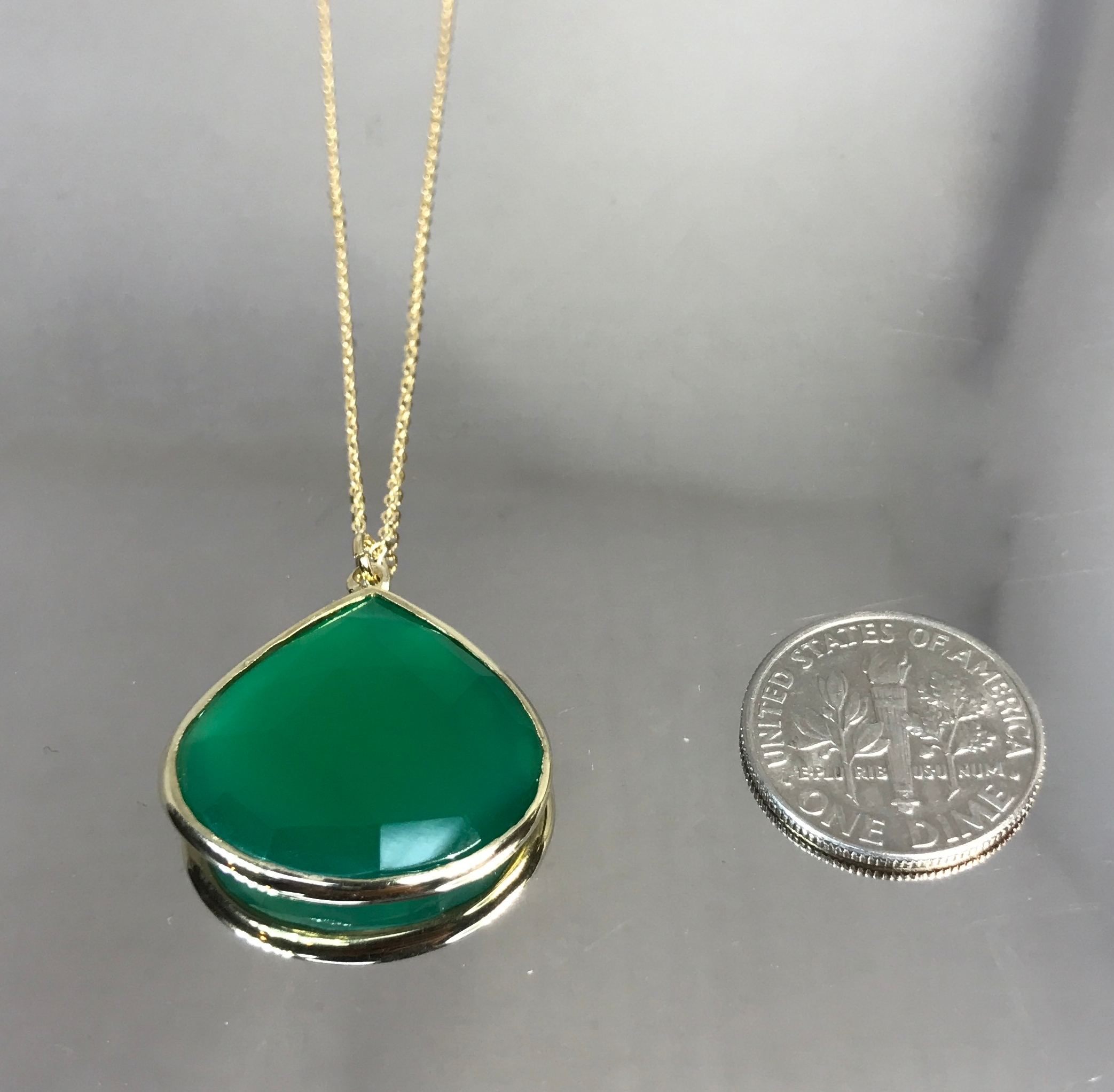onyx thailand green overstock necklace free and silver shipping malachite handmade watches jewelry product today