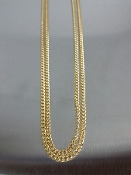 14 Karat Gold Filled Double Chains