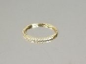 14K Yellow Gold Diamond Ring (.12ct)