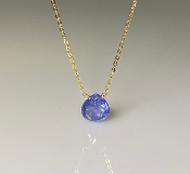 Tanzanite Necklace (8mm)