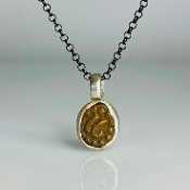 Ancient Coin Pendant (Mysore Rupee 1747-1787)