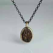 Ancient Coin Pendant (Widows Mite 103-76B.C.)